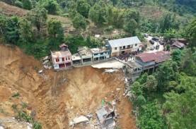 Jembatan Gantung Palopo-Toraja Utara Selesai Dibangun