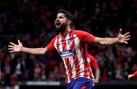 Luis Suarez Datang, Diego Costa Nyatakan Siap Tinggalkan Atletico