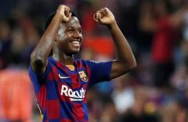 Suarez Pergi, Bos Barcelona Koeman Bakal Reguler Turunkan Ansu Fati