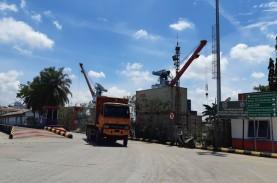 Pelabuhan Boom Baru Palembang Tambah Parkiran Tunggu…