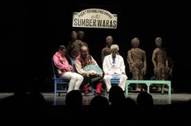 Teater Terhenti, Ini yang Dilakukan Para Aktor Selama…