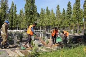 Terjaring Razia Masker, Puluhan Warga Semarang Dihukum…