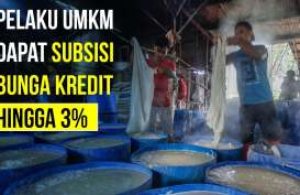 PSBB dan Daya Tahan UMKM di Jakarta