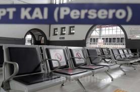 Ini Pesan Presiden Jokowi untuk HUT KAI ke-75