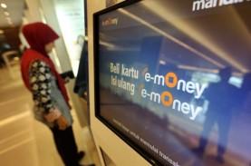 Pandemi Bikin Transaksi E-Money Bank Mandiri Susut…