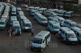 Bisnis Angkutan Umum Bergantung pada Protokol Pandemi