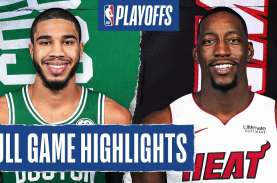 Libas Celtics, Miami Heat Tantang LA Lakers di Final…