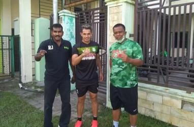PSMS Medan Pinjam Penyerang PS Tira Persikabo Silvio Escobar