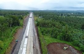 Ruas Tol Manado-Danowudu Sepanjang 26,35 Kilometer Siap Beroperasi