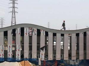 Proyek Pembangunan Jembatan Penghubung Transjakarta Pasar Senen Selesai Pada AKhir 2020