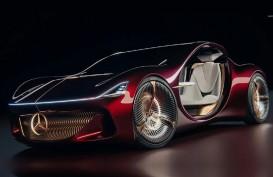 Begini Tampilan Mobil Futuristik Mercedes-Benz Karya Mahasiswa California