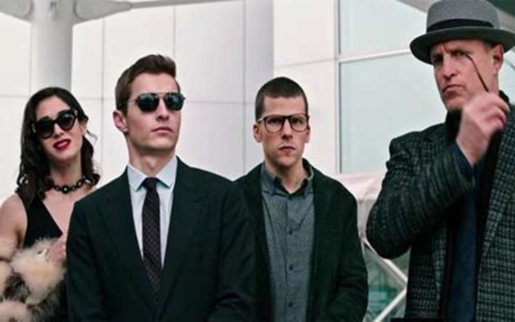Cuplikan film Now You See Me 2