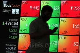 10 Saham Top Gainers 28 September 2020, JAST Paling…