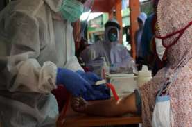 Protokol Kesehatan Paling Sering Dilanggar di Pasar…