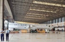 Bisnis Bengkel Pesawat Jeblok! Begini Nasib GMF AeroAsia (GMFI)