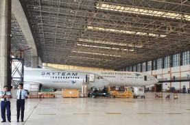 Bisnis Bengkel Pesawat Jeblok! Begini Nasib GMF AeroAsia…