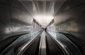 KAI Resmikan Skybridge di Stasiun Bandung, Tingkatkan Kenyamanan Penumpang