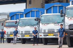 Truk Logistik Mulai Layani Segmen UMKM