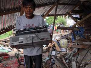 Tanah Longsor di Tarakan Kalimantan Utara Tewaskan Sebelas Warga