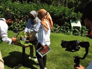 Kebun Raya Bogor Gelar Wisata Virtual Study Tour saat Pandemi Covid-19