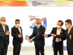 HUT Ke-31, BRI Agro Luncurkan BRI Agro Digital