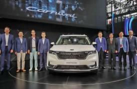 Auto China 2020, Kia Motors Luncurkan New K5 dan Carnival