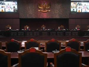MK Kabulkan Panarikan Pengujian Undang-Undang Penanganan COvid-19