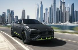 Lamborghini Urus Graphite Capsule Sambangi Auto China 2020