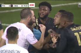 Debut di Inter Miami, Gonzalo Higuain Gagal Penalti…