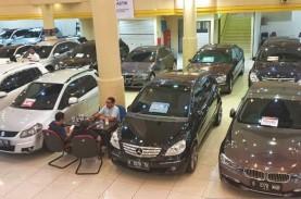 PENINGKATAN PENJUALAN : Mobil Bekas Makin Diminati