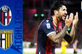 Hasil Liga Italia, Bologna Pesta Gol di Gawang Parma