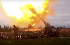 Perang Armenia-Azerbaijan, Hari Kedua Sedikitnya 80 Orang Tewas