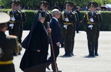 Hari Kedua Perang Armenia-Azerbaijan, Sedikitnya 80 Orang Tewas