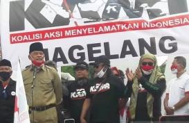Acaranya Dibubarkan Polisi, Ini Fakta Sepak Terjang KAMI sejak Dideklarasikan Gatot Nurmantyo Cs