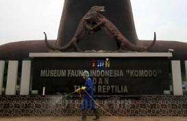 Dampak PSBB Jakarta, Seniman: TMII Sekarang Seperti Kuburan Hidup