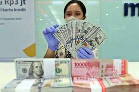 KursJualBeliDolar AS di Bank Mandiri dan Bank BCA,…