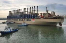 Karpowership Mulai Operasikan Pembangkit LNG di Indonesia