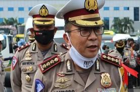 PSBB Jakarta: Jumlah Kendaraan di Jalan Protokol Turun…
