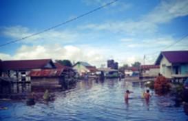 Sentarum Banjir, 216 Rumah di Dekat Perbatasan Malaysia Terendam