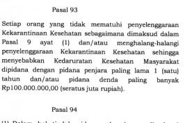 Gelar Dangdutan, Wakil Ketua DPRD Kota Tegal Jadi Tersangka. Terancam Penjara 1 Tahun