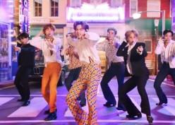 Dynamite BTS Rajai Billboard Top 100