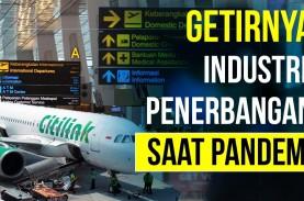 Mayday !!! Industri Penerbangan Paling Lambat Pulih?