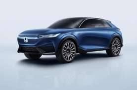 Pertama Kalinya, Honda Pamerkan Mobil Listrik di Beijing…