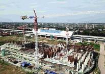 Salah satu proyek properti TOD LRT City yang dikmbangkan oleh PT Adhi Commuter Properti / Antara