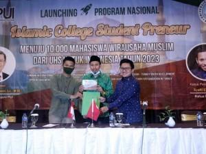 Universitas Halim Sanusi Bandung Luncurkan Program Cetak 10 Ribu Mahasiswa Wirausaha