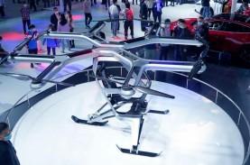 Xpeng Motors Tampilkan Mobil Terbang di Beijing Auto…