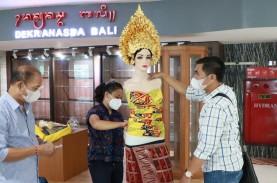 Dekranasda Bali Pamerkan Kerajinan di Bandara Ngurah…