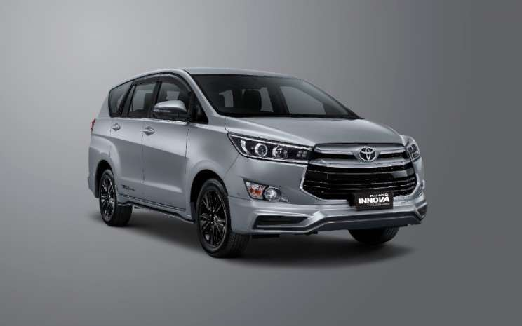 Kijang Innova TRD Sportivo Limited. Toyota