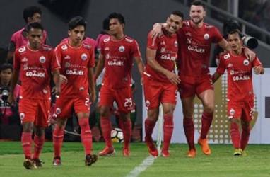 Liga Indonesia Kembali Ditunda, Persija Maksimalkan Persiapan