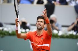 Hasil Tenis Prancis Terbuka, Novak Djokovic Lanjut ke Putaran Kedua